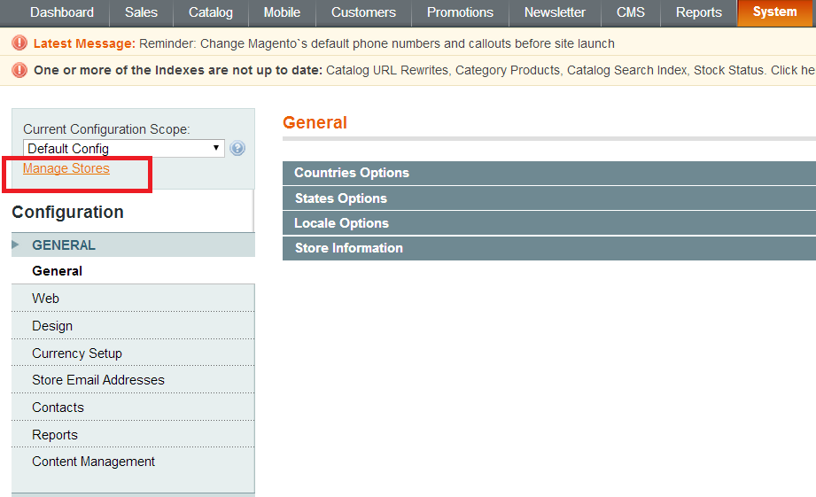 Magento 新增 語言介面 網站