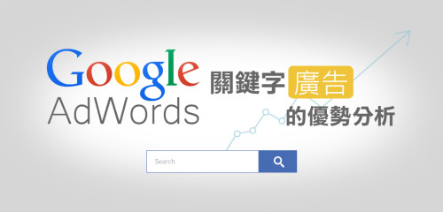 GOOGLE ADWORDS關鍵字廣告的優勢分析