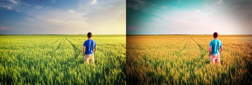 Photoshop教學:【基礎篇】製作lomo風格