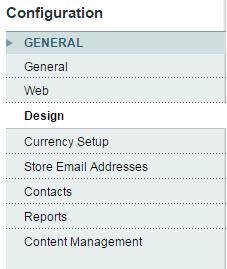 Magento更換logo教學-Design