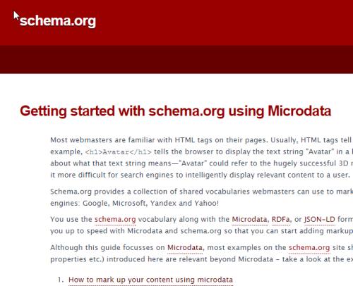 善用schema 標記,讓搜尋引擎更容易了解你的內容!