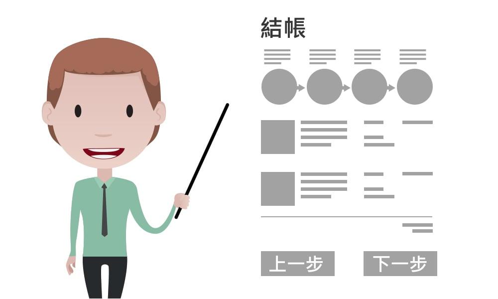 12個結帳頁面的設計技巧