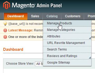 Magento 新增多重屬性的商品
