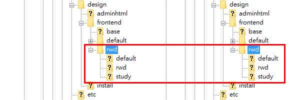 步驟一-如何設計Magento佈景主題(1) - 開發前的準備動作