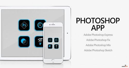Photoshop App