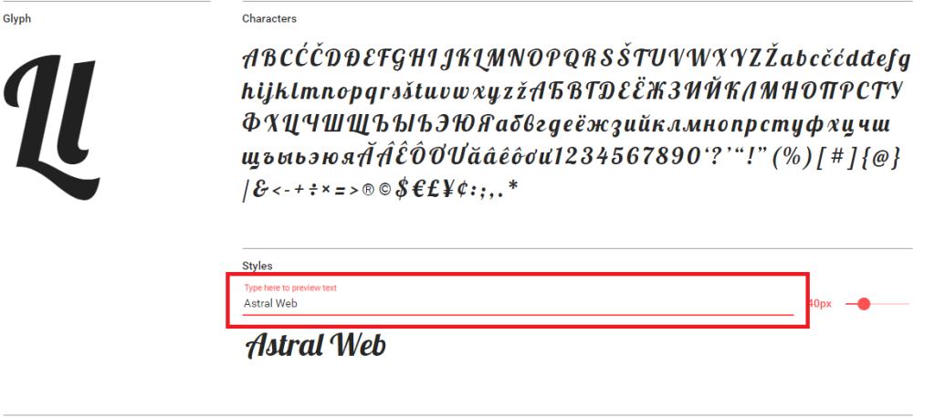 Google Fonts (1)