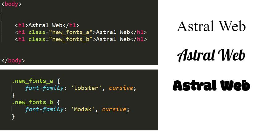 Google Fonts (4)
