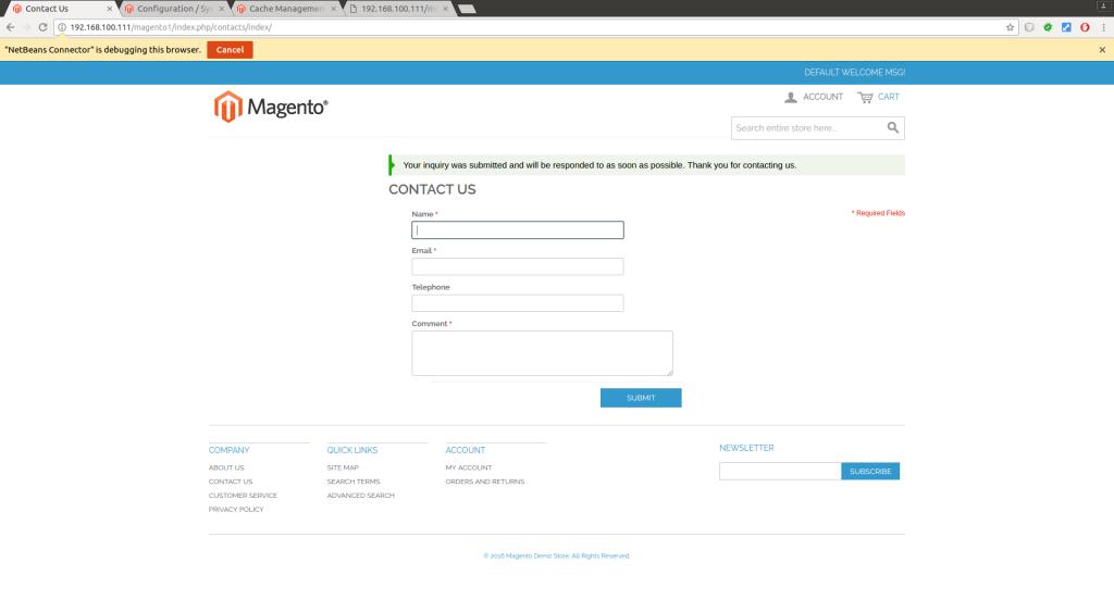 multiple recipients Magento (1)