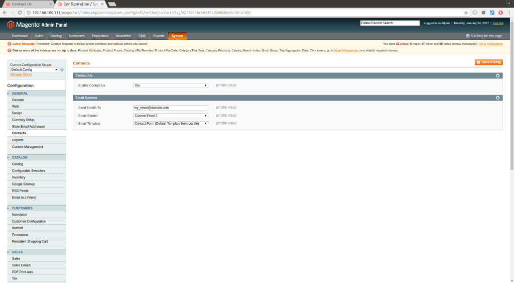 multiple recipients Magento (3)