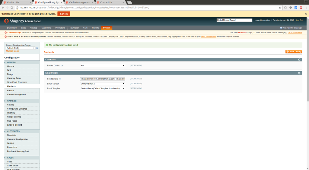 multiple recipients Magento (5)