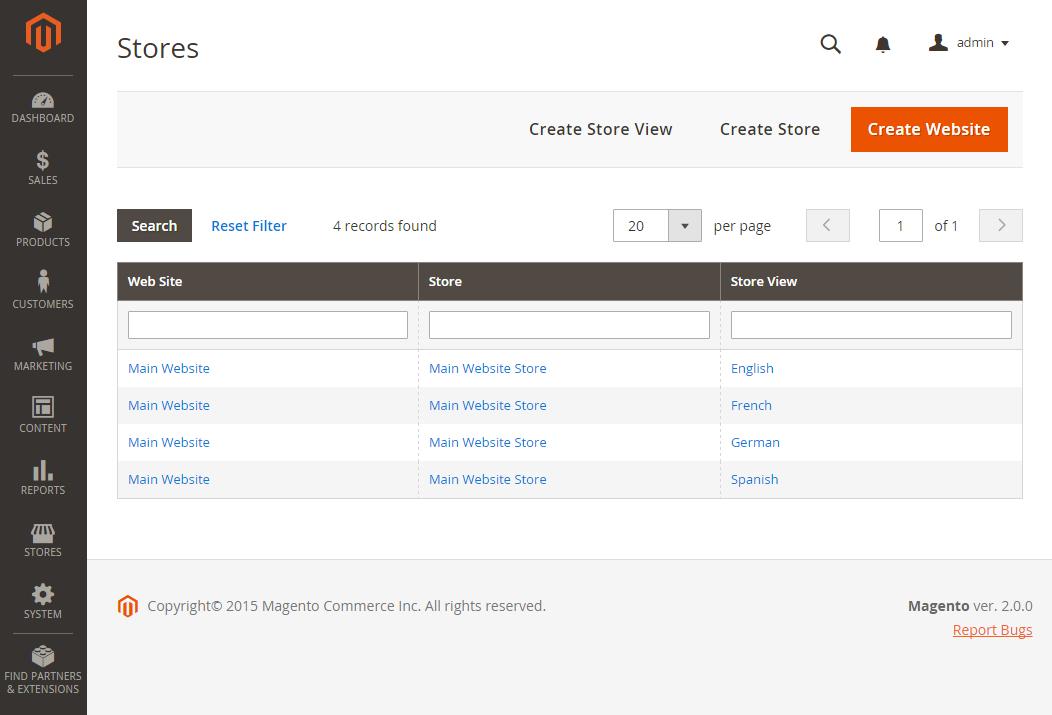 Magento2 Manage Stores (9)