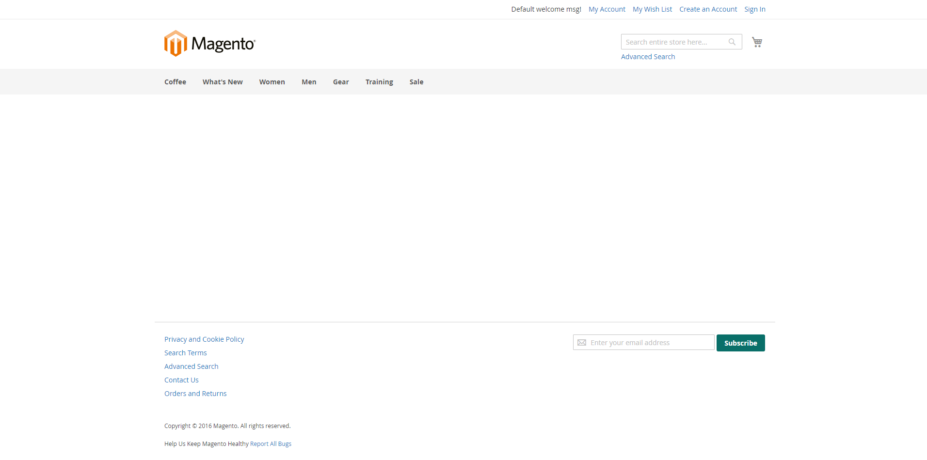 Magento2 front-end development static data deploy (2)