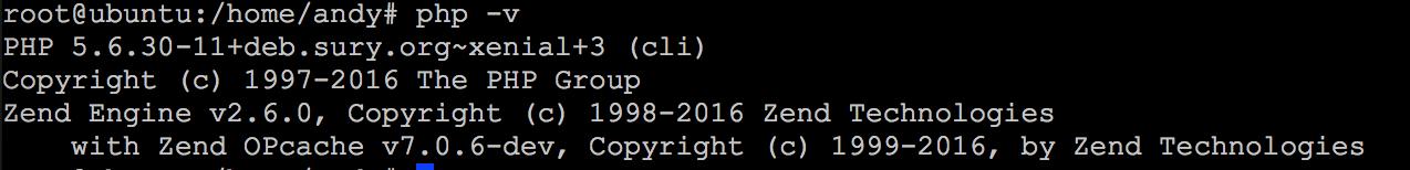 PHP7 with PHP5 Ubuntu (1)