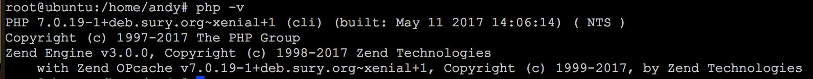 PHP7 with PHP5 Ubuntu (2)