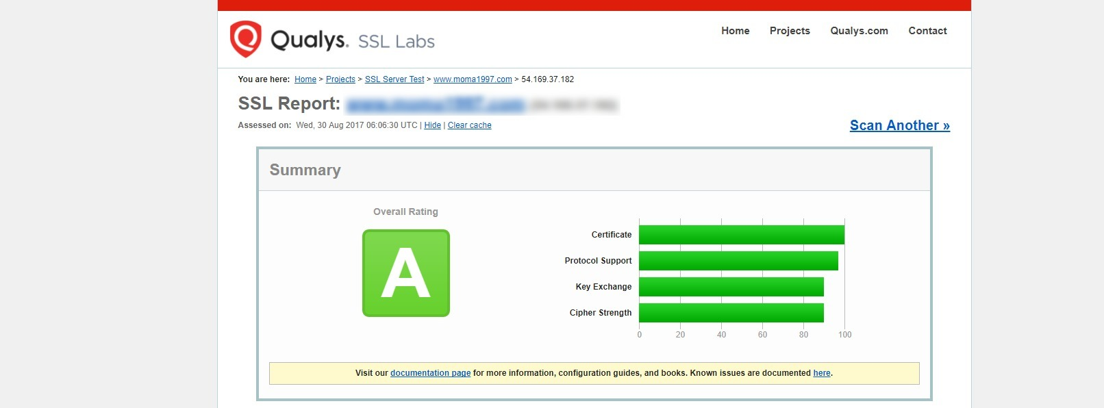 Qualys SSL LABS 02
