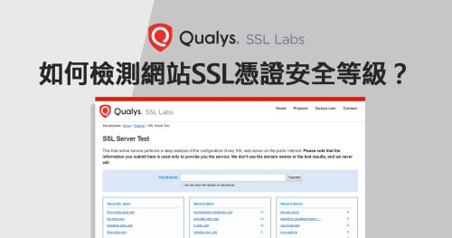 Qualys SSL LABS