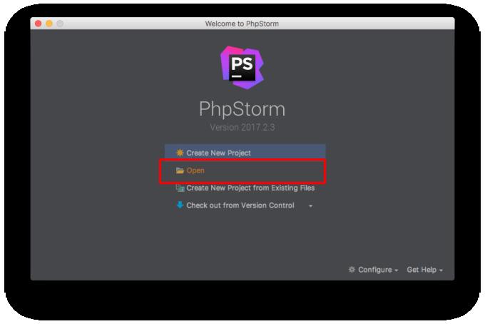 initialize Magento development environment on PhpStorm (3)