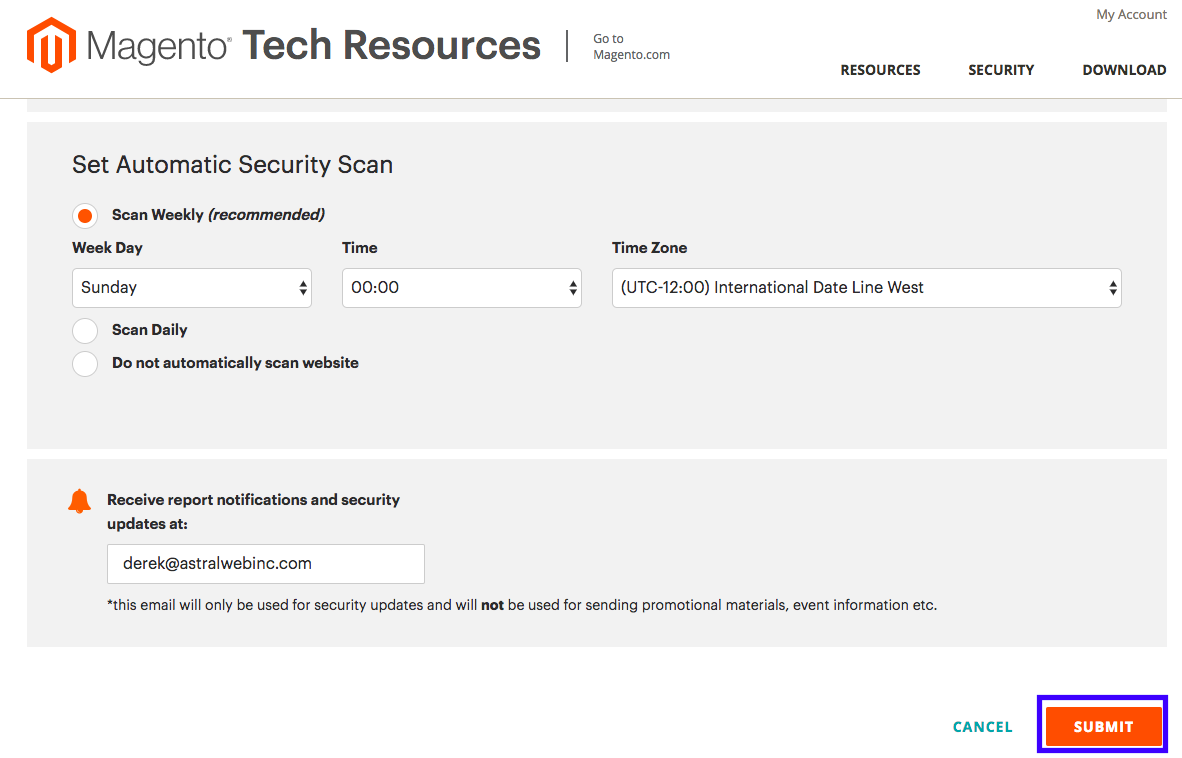 Magento Security Scan (3)