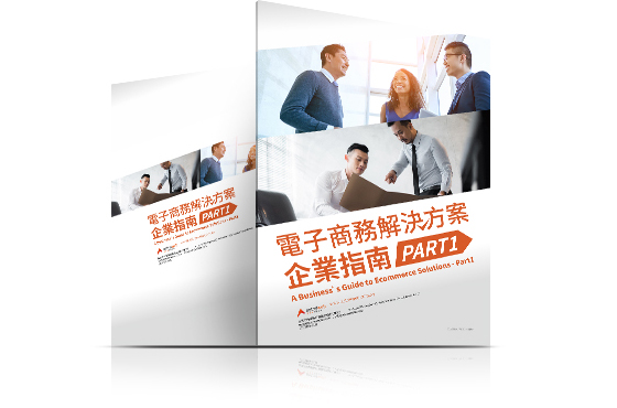 電子商務解決方案企業指南