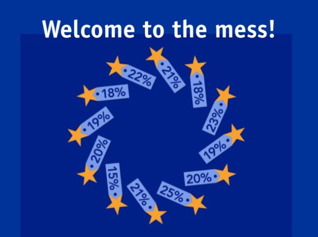 Value Added Tax欧盟加值税你需要知道的二三事