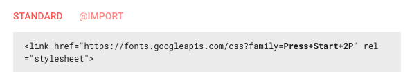 Google Fonts下載代替嵌入 02