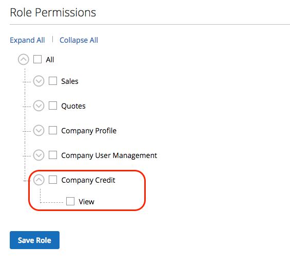 Magento商業版b2b企業會員多帳號 15