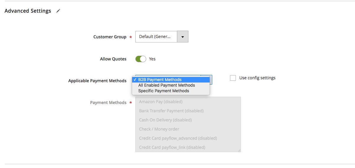 magento 商業版企業帳號建立 12